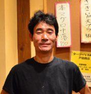 新宿のビジネスマンに、美味い魚を提供