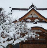 【あおもりフォト】003.酉年の一代様は碇ヶ関の国上寺