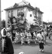 【タイムトラベルあおもり】006.戦前の青森ねぶたの写真を首都圏で発見!