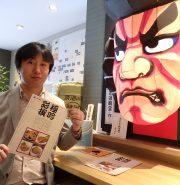 【あおもりびと発見!】高円寺の立ち飲み屋で青森を強烈アピール