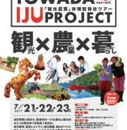 【あおもりイベント@十和田】2017/7/21〜23、十和田移住プロジェクト「観光農業」体験型移住ツアー